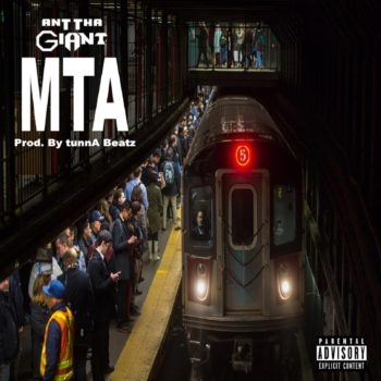 Ant Tha Giant - MTA Cover Art (Final Cover)