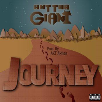 Ant Tha Giant - Journey Cover Art