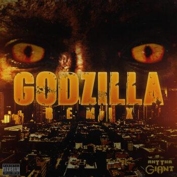Godzilla Remix (Cover Art)